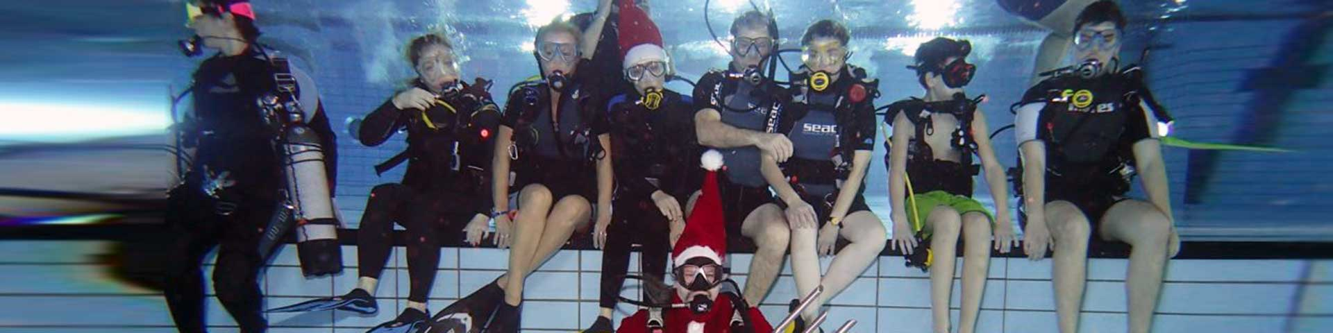 Slide Weihnachtsmann Vereinsleben